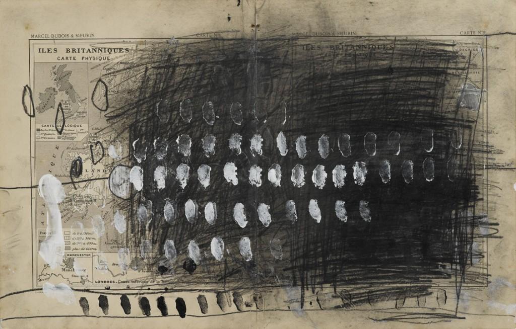 The Anatomy Of Melancholy Braverman Gallery