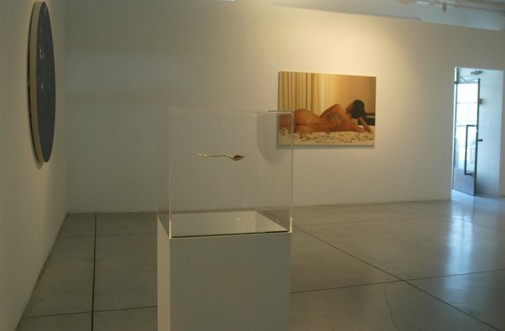 Pink Noise, Installation view