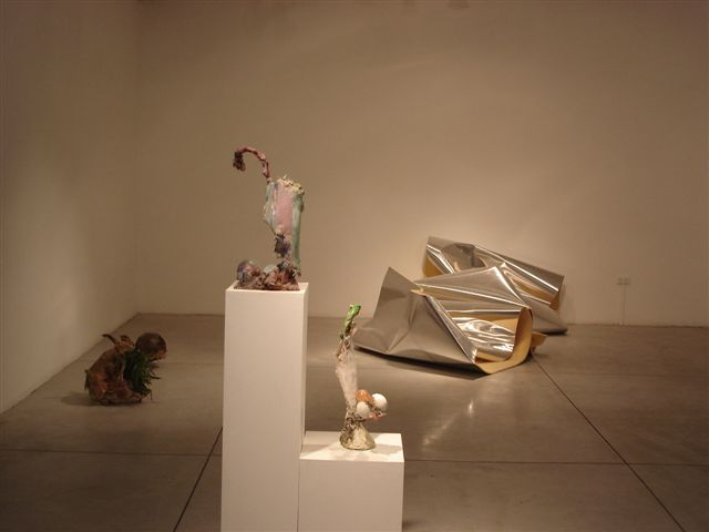 In the Time Tunnel, Installation View