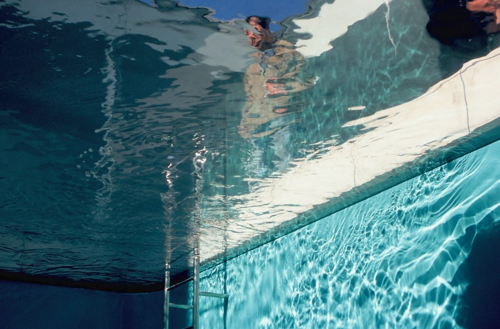 Leandro Erlich, Swimming Pool – Models, 1999, Installation view, 21st Century Museum of Contemporary Art, Kanazawa, Japan