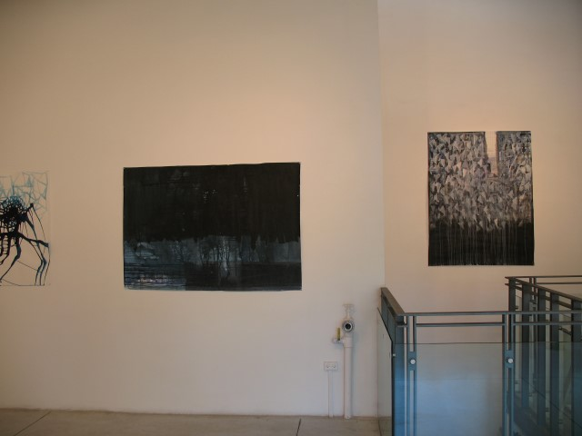 Air Pockets, Installation view