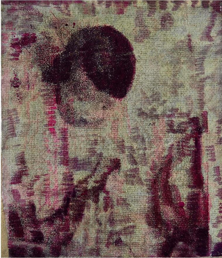Bracha L. Ettinger, Mamalangue n.5, 2001, 27 x 23.8 cm