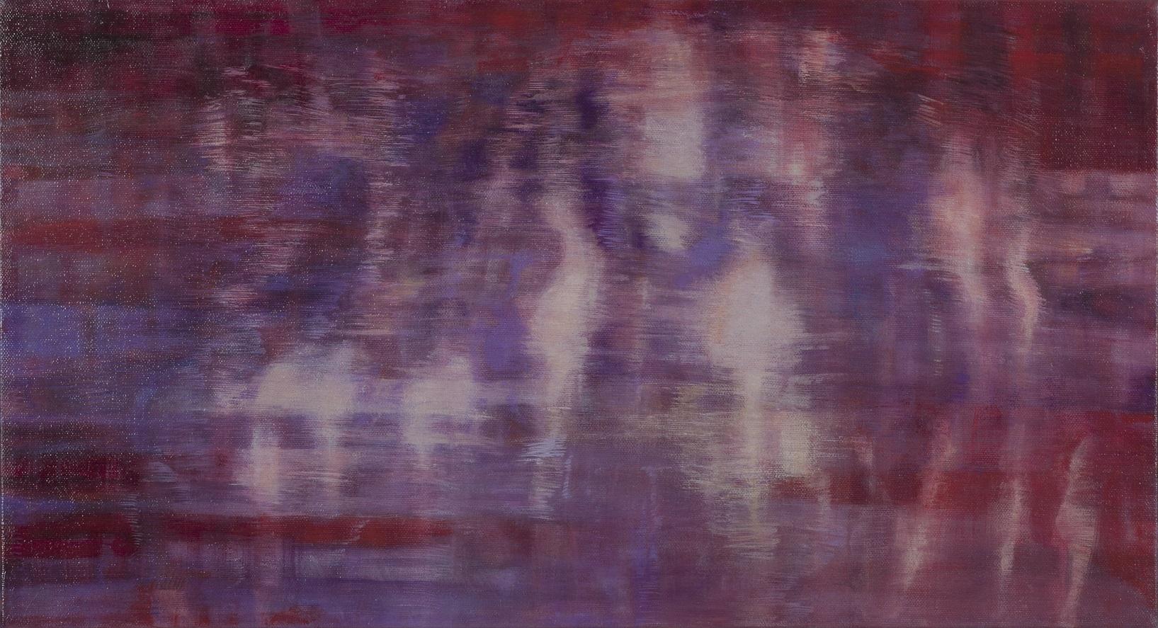 Bracha L. Ettinger, St. John the Baptist - No Title Yet, n.1, 2003-2009, oil on canvas
