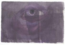 Bracha L. Ettinger, Untitled, 8.9 x 13.5 cm