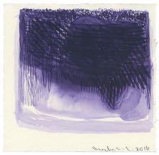 Bracha L. Ettinger, Untitled, 14.8 x 14.9 cm