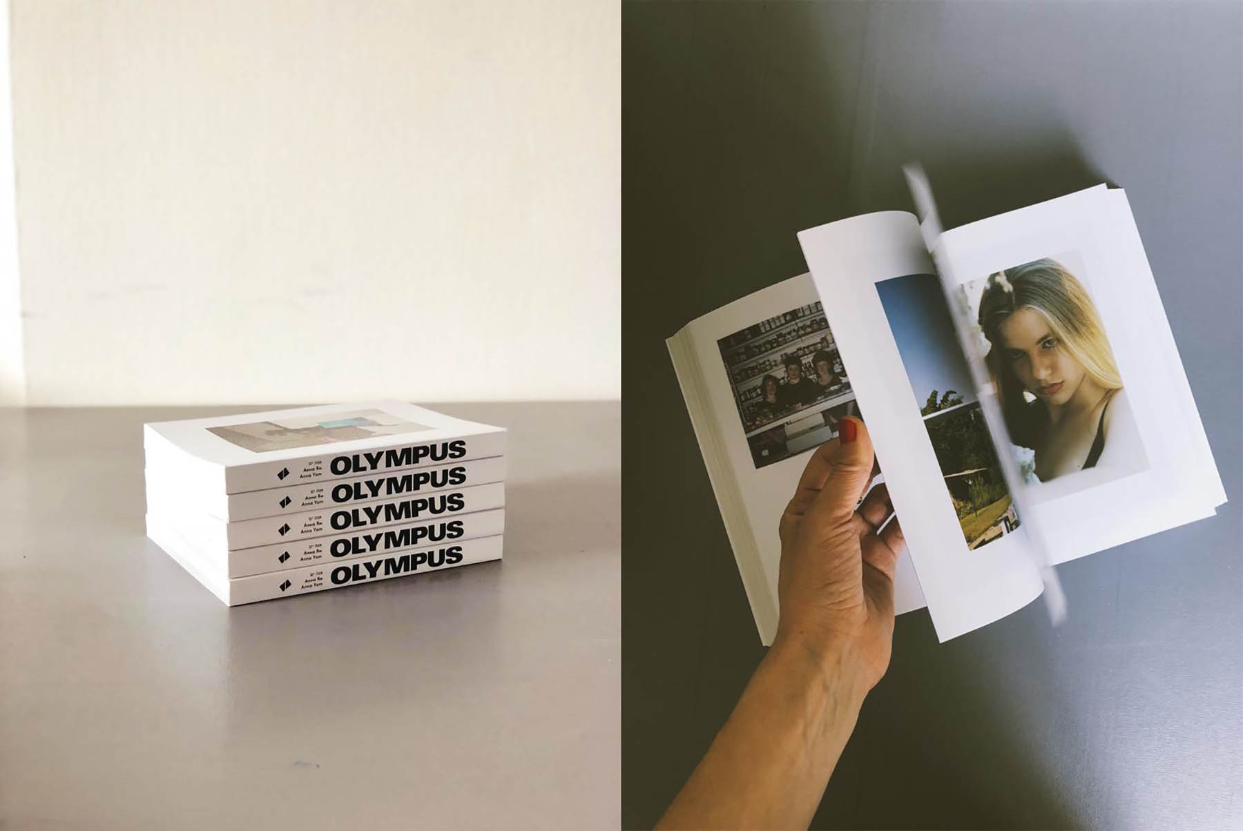 Anna Yam, 'Olympus' Exhibition Catalogue, published alongside solo exhibition by the same name, Ashdod Museum of Art, 2019
