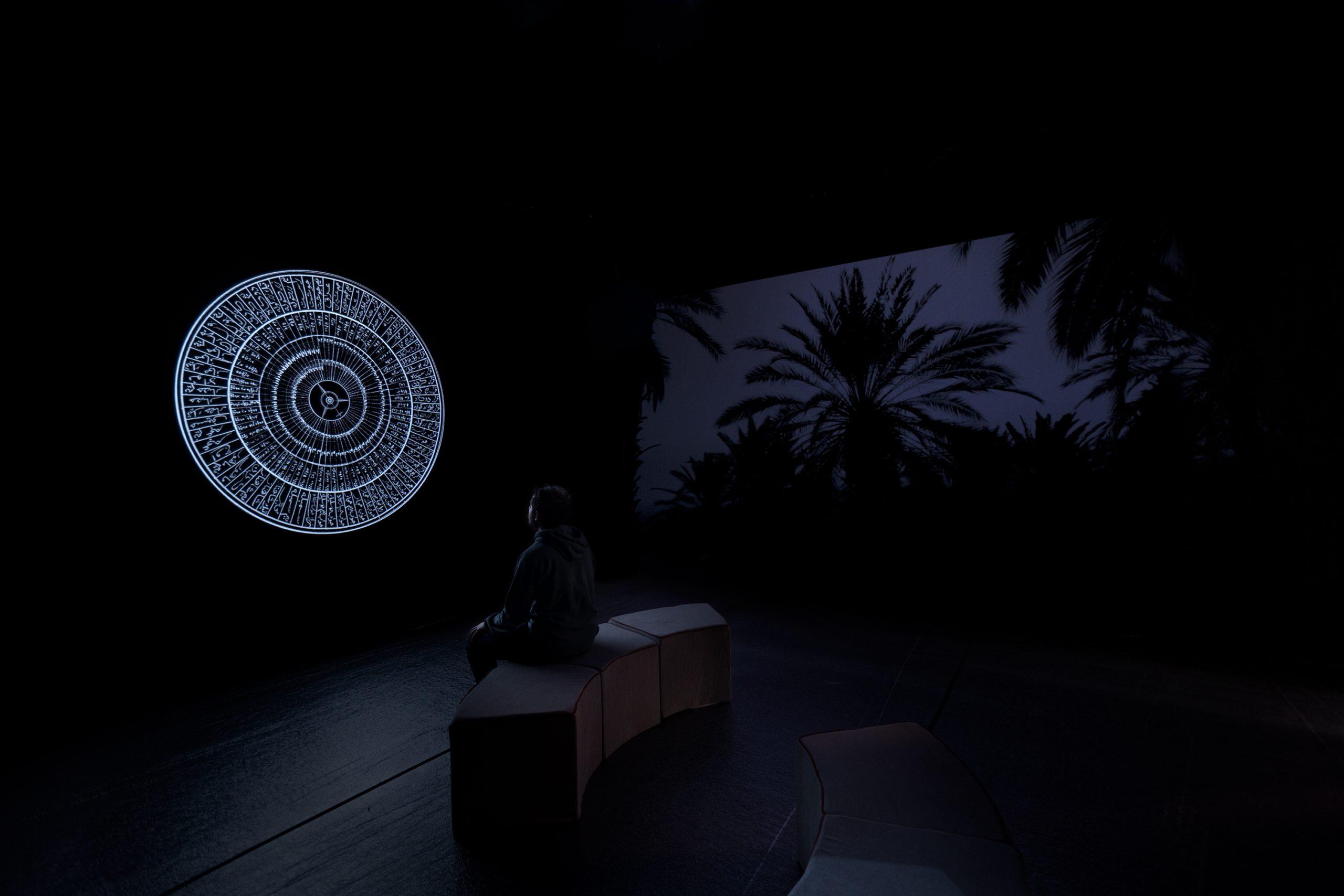 Maqamat installation view, Artissima 2018 (2)