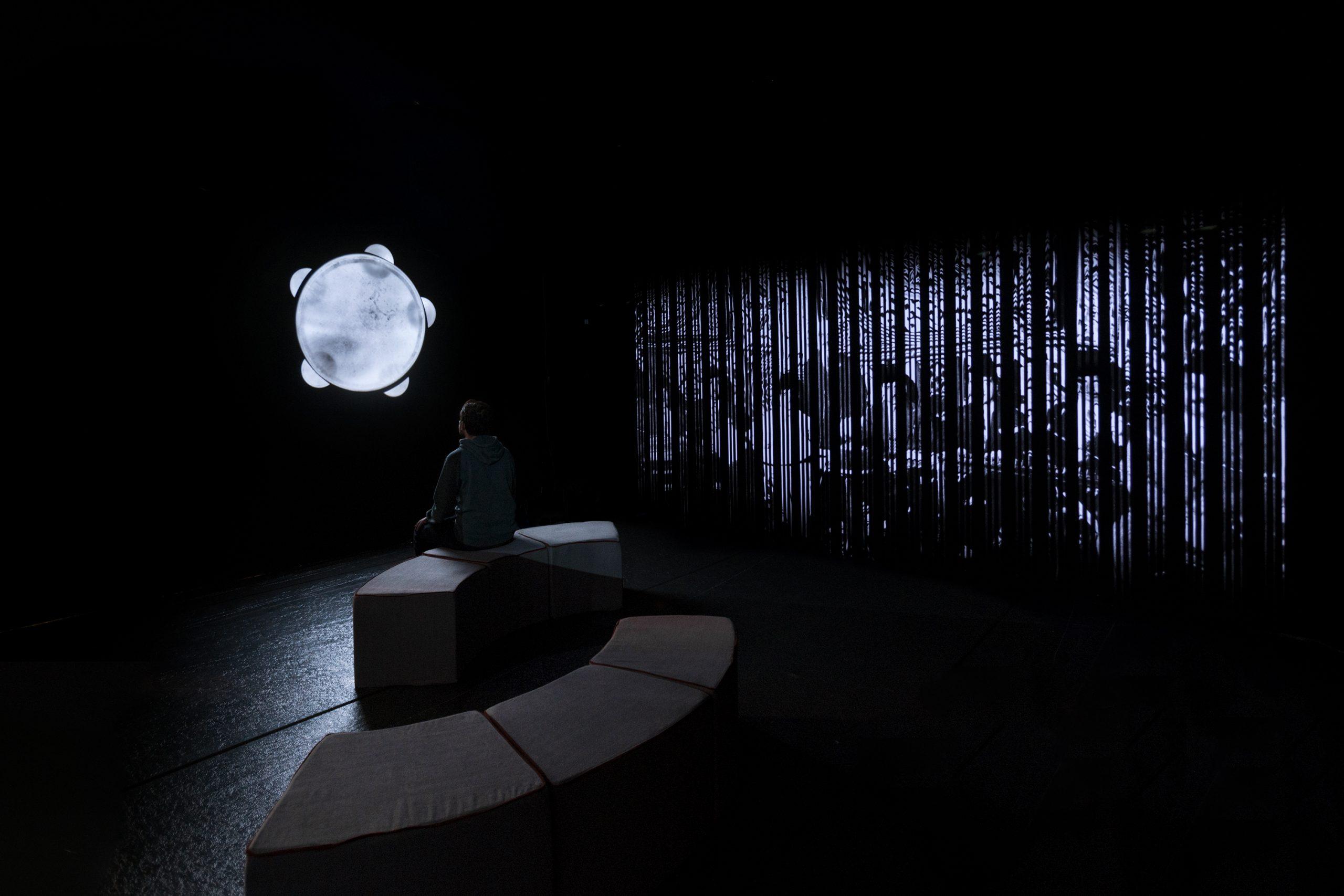 Maqamat installation view, Artissima 2018 (3)