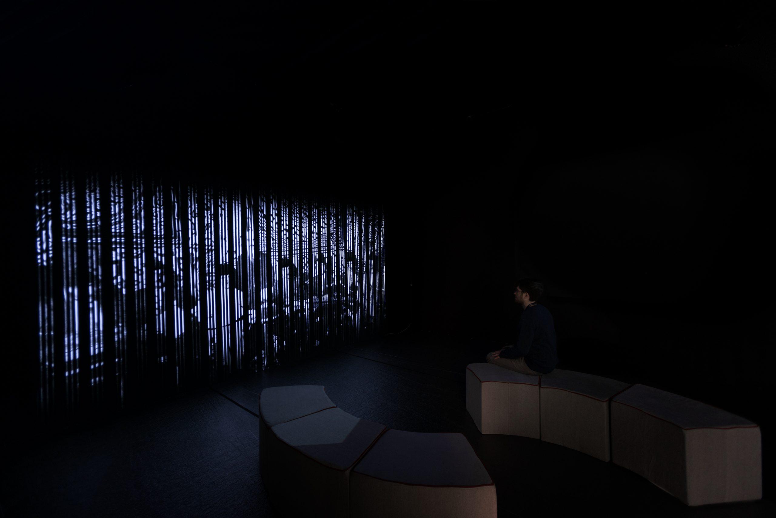 Maqamat installation view, Artissima 2018