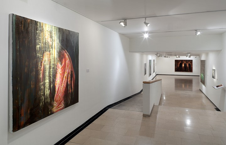 Oren Eliav, Two Thousand and Eleven, Tel Aviv Museum of Art, 2011