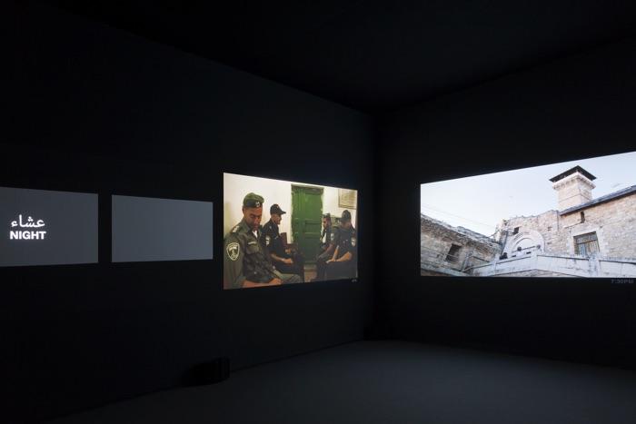 Nira Pereg, Ishmael, solo presentation at Art Basel with Braverman Gallery, 2015