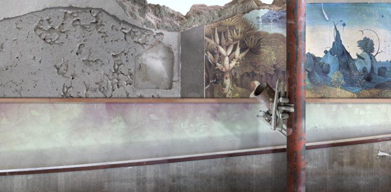Ilit Azoulay, Intoxication of Oblivion, 2012, inkjet print, 142 x 288 cm
