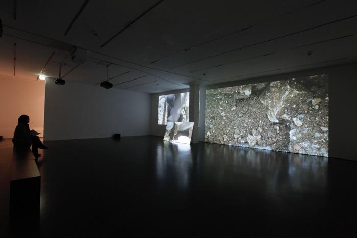 Nira Pereg, Kept Alive, Installation View, Kunsthalle Düsseldorf, Germany, 2012