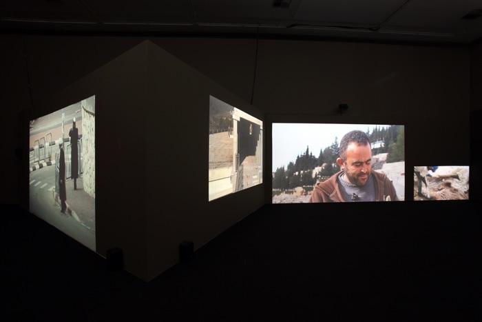 Nira Pereg, Kept Alive,  installation view in 'Singularities (Exceções)' Centro da Cultura Judaica (São Paulo, Brazil), 2012. Photo by Amilcar Paker