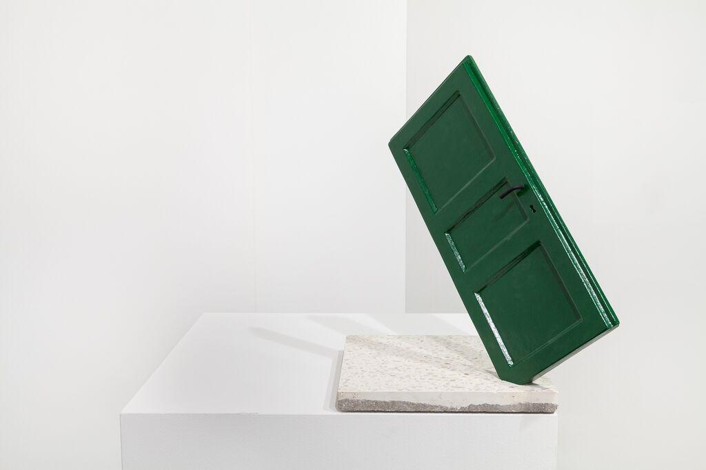 Nira Pereg, Five Calls Sun Clock, Installation View, Art Basel, 2015