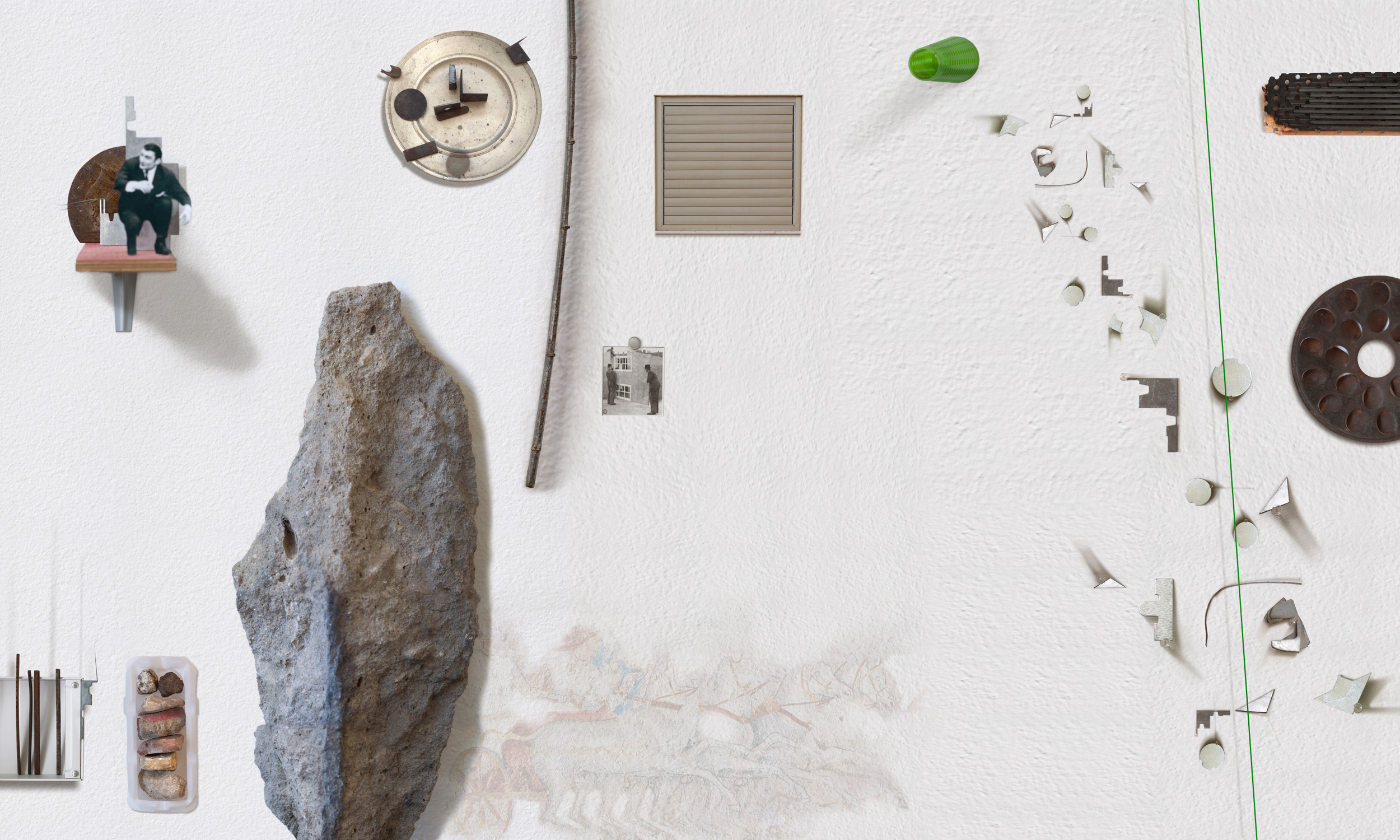Ilit Azoulay, Room #8, detail