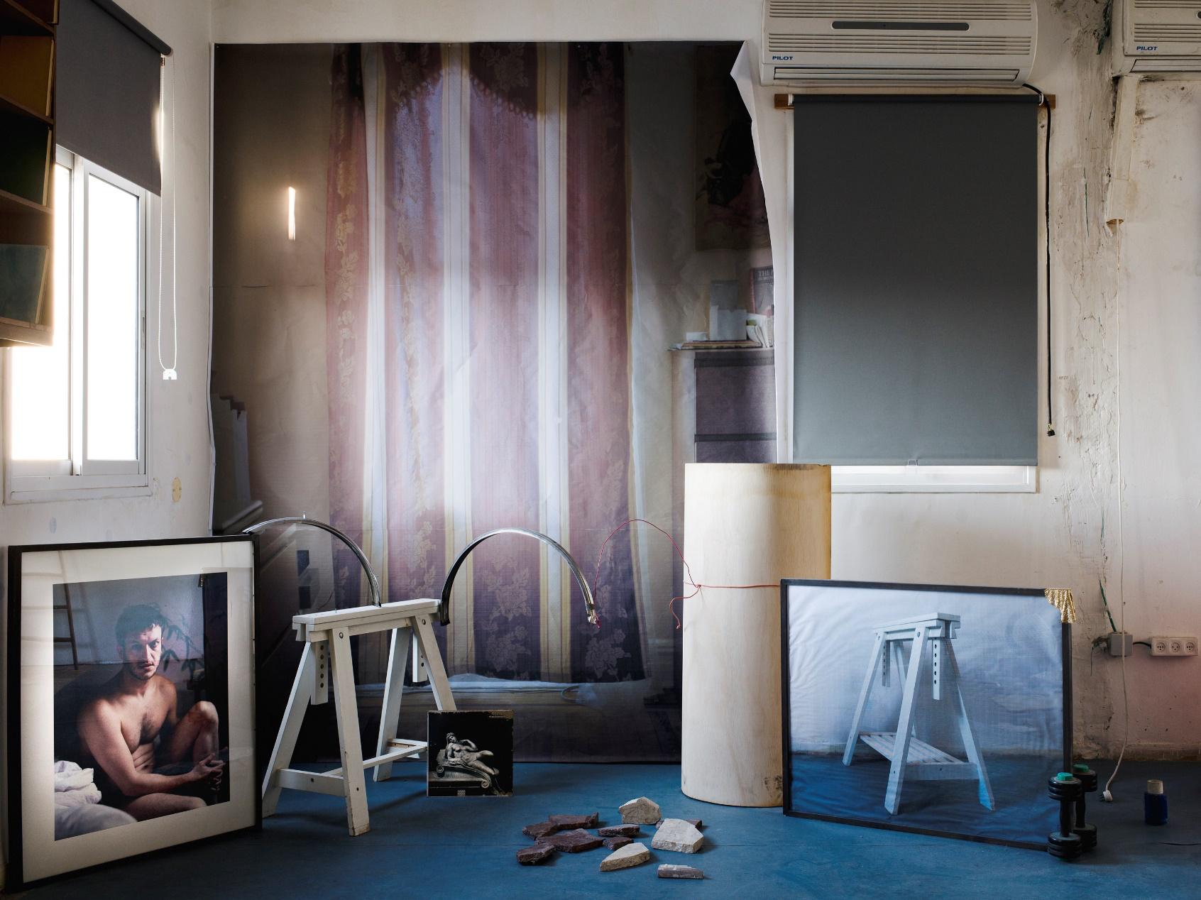 Mark Yashaev, Untitled, 2017, inkjet print, 150 x 200 cm