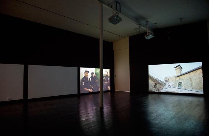 Nira Pereg, Ishmael, installation view, On Stellar Rays x Braverman Gallery, New York, 2016