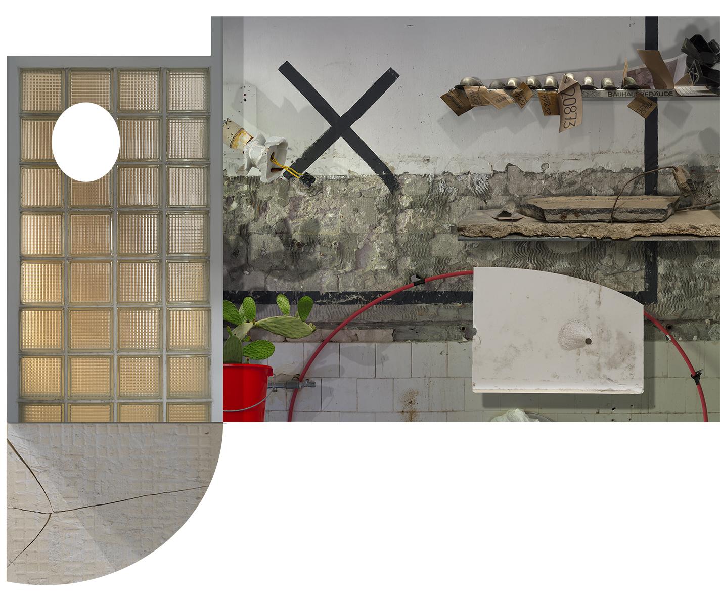 Bricolage (III), 2019, Inkjet print, 117.2X146.9 cm