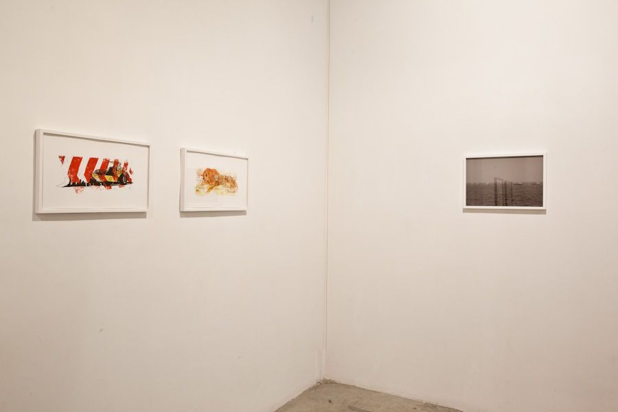 cnaan Installation view