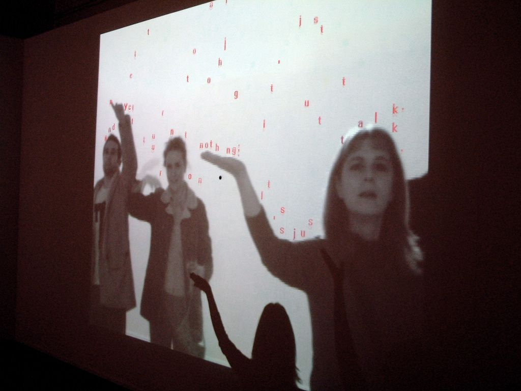 interactive installation
