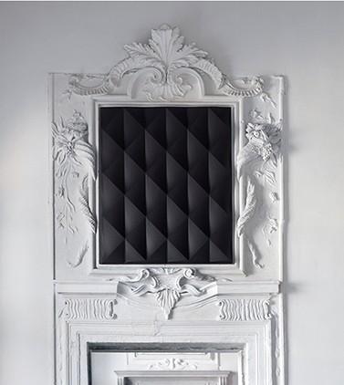 Reliefs Sunburst (Lower world), 2011, 44 x 51 inches (112 x 130 cm)
