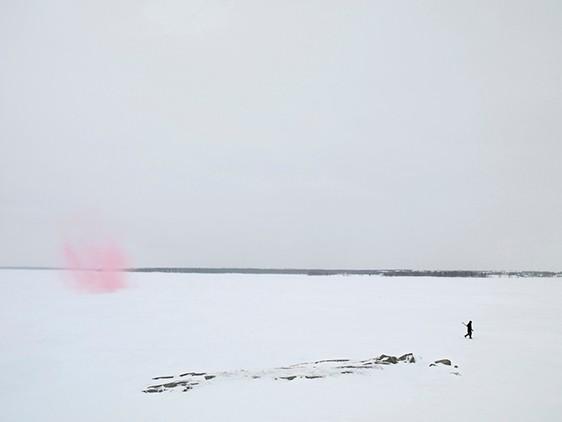 Hyperborea series #29, 2011, 20 x 26.75 inches (50.8 x 68 cm)