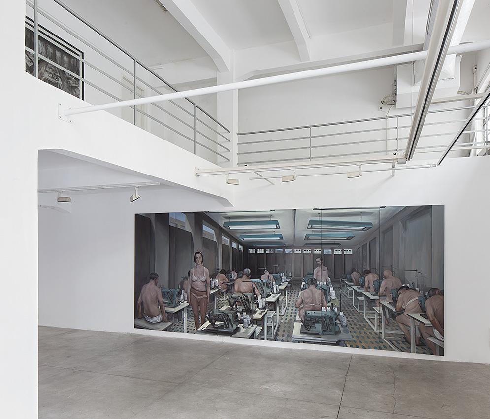 Biljana Djurdjevic, Instrument of Activity, installation view, Braverman Gallery
