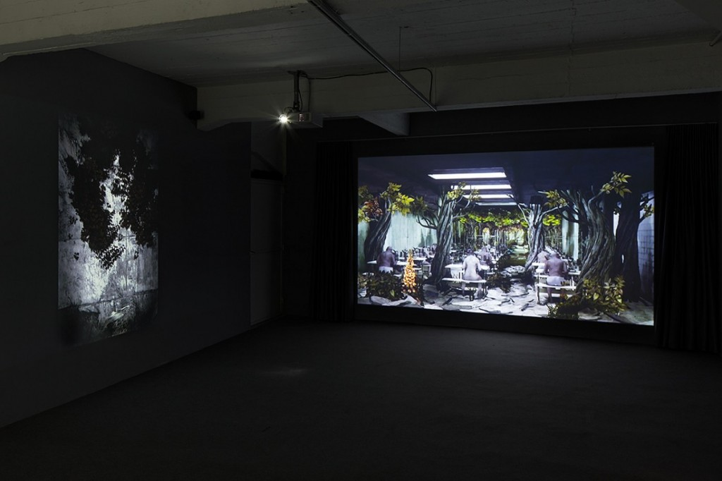 Instrument of Activity, installation view
