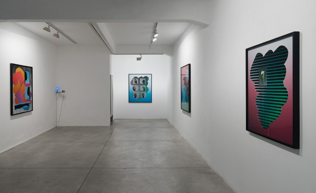2016, Installation view