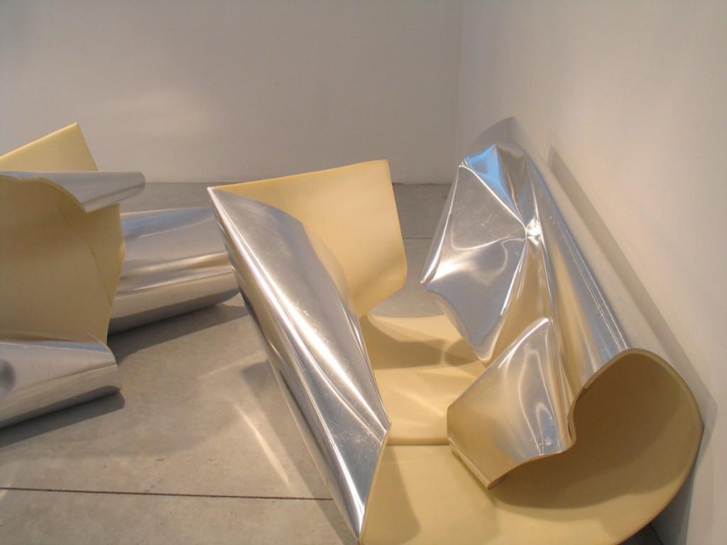 """Lea Avital, """"Accidental Material"""" (detail)"""