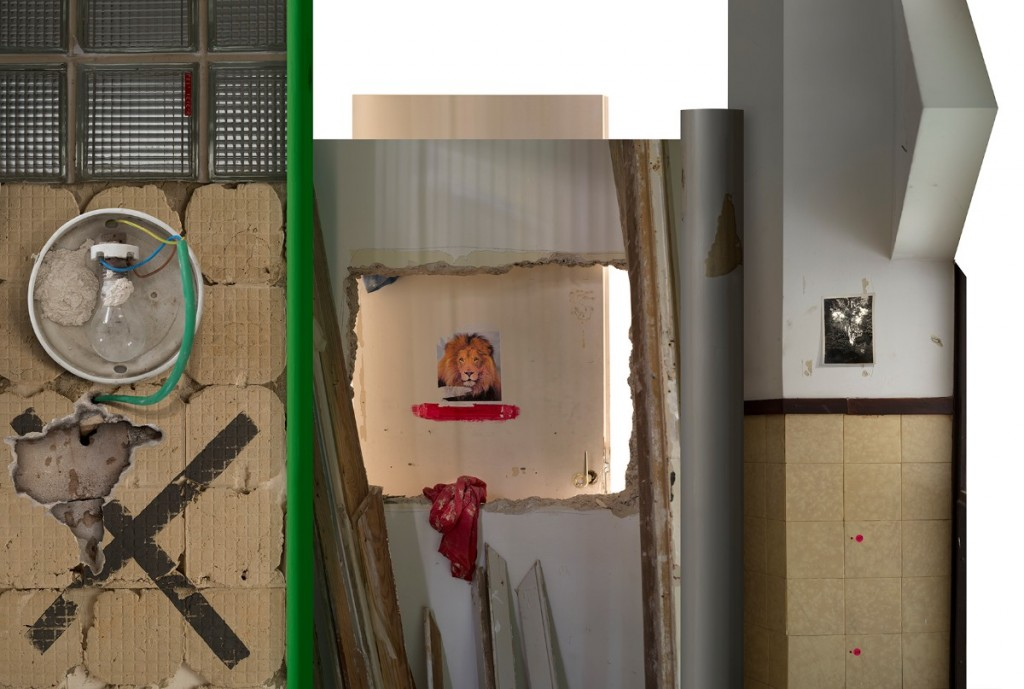 Ilit Azoulay, Bricolage (II), 2019, Inkjet print,100.2 x 145 cm