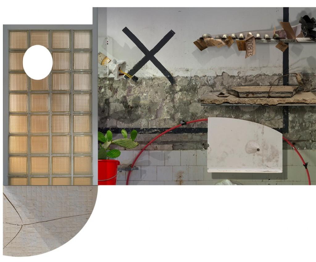 Ilit Azoulay, Bricolage (III), 2019, Inkjet print, 117.2 x 146.9 cm