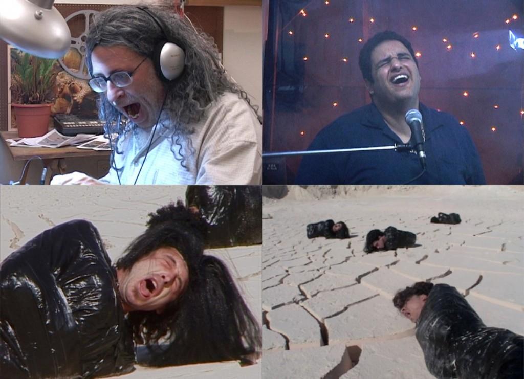 Gilad Ratman, Che Che the Gorgeous, 2005, DV single channel video, 09:00 min