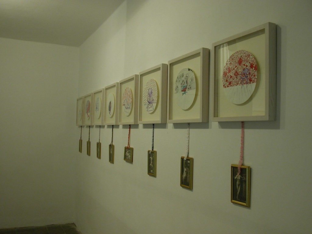 The 16 Ways, Installation View
