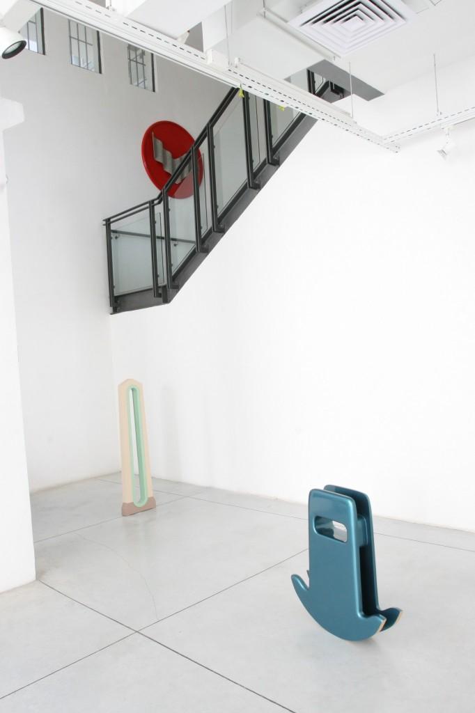 Reuven Israel, Installation view