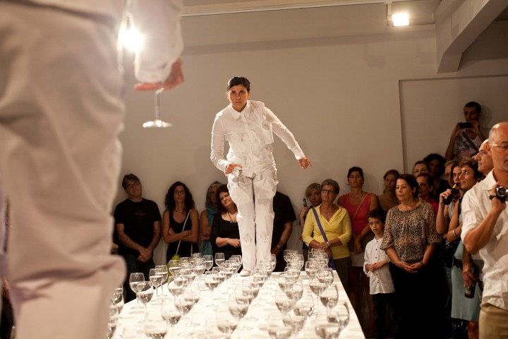 Performance, Braverman Gallery