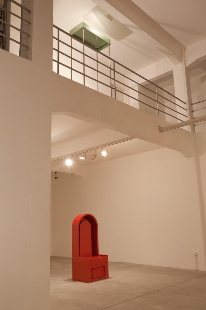 fatima Installation view