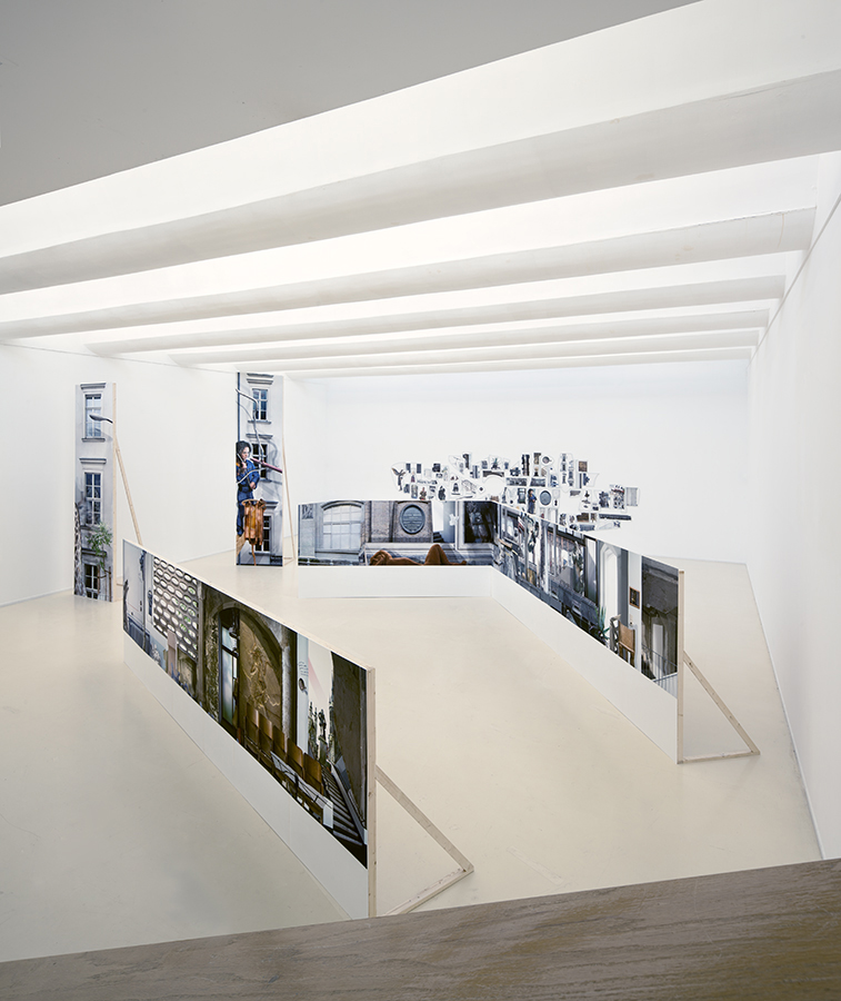 Ilit Azoulay, Implicit Manifestation, installation view, Herzeliya Museum of Contemporary Art, 2013