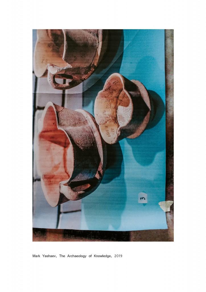 Mark Yashaev, Untitled, from The Archeology of Knowledge, 2019, 30x20 cm (4)