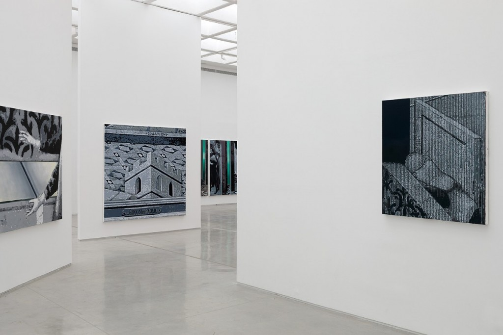 Oren Eliav: How to Disappear Completely, Installation View, The Israel Museum, Jerusalem, 2018