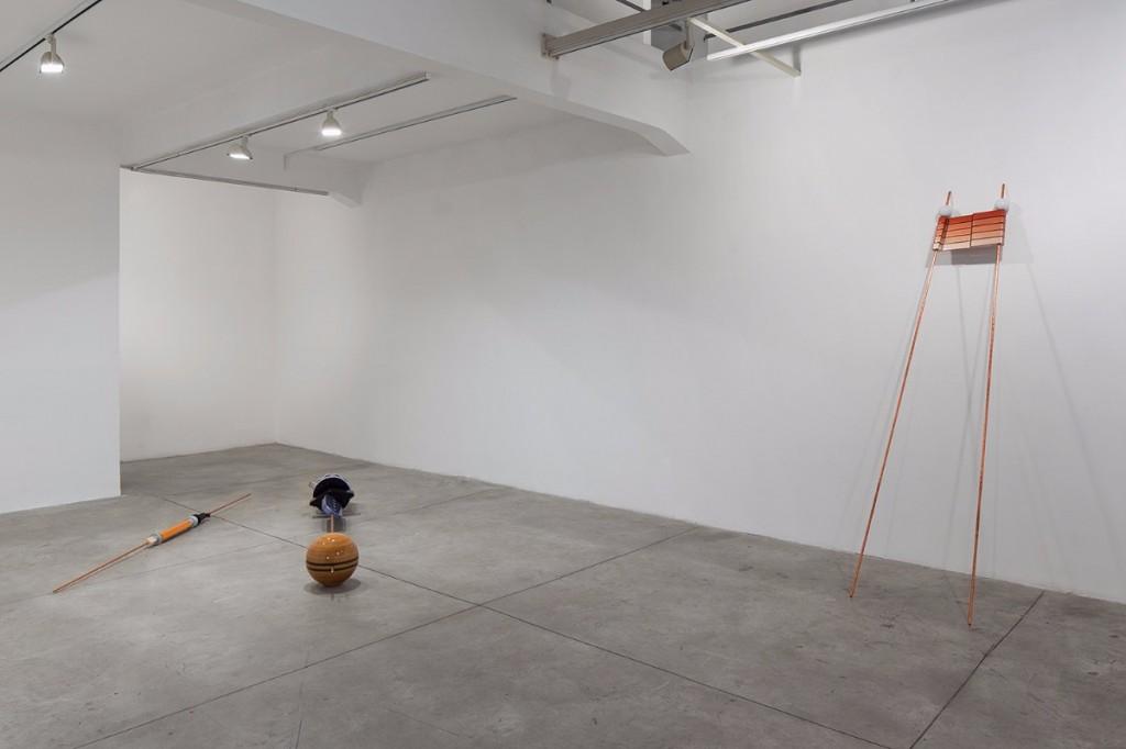 2016. Installation view