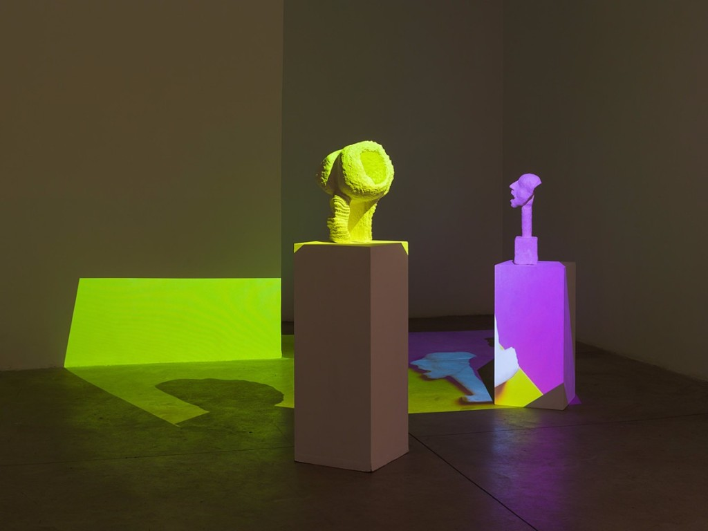 Tommy Hartung, LILITH, Installation view