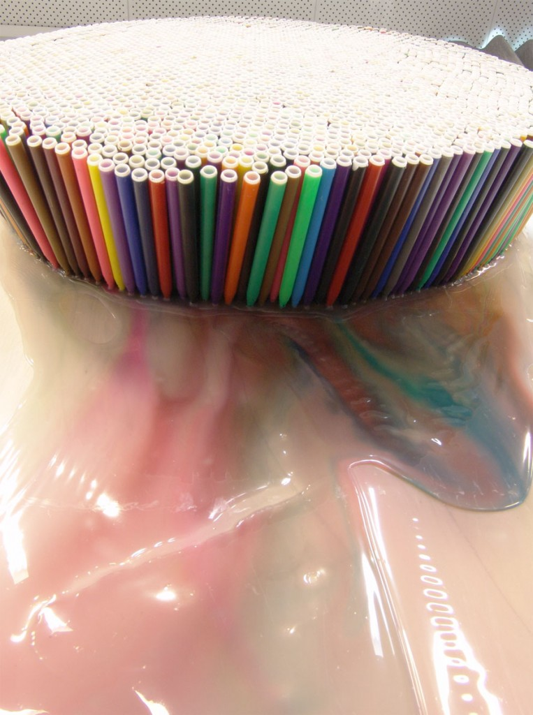 3000 color markers and glue