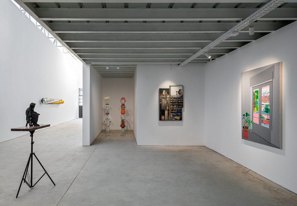 Leaving and Returning, Braverman Gallery, Tel Aviv, 2020. Photo: Elad Sarig
