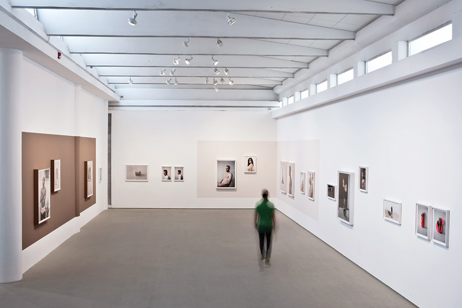Living Room, installation view, Helena Rubinstein Pavilion for Contemporary Art, Tel Aviv Museum of Art, 2010