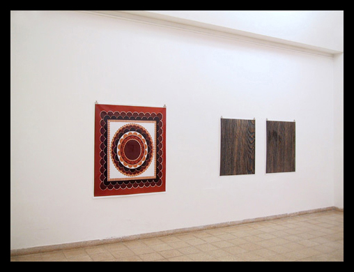 Mother Tongue, Installation view, Ein Harod Museum 2002