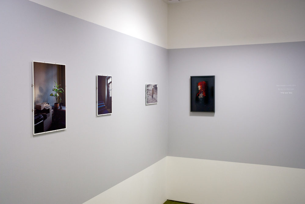My Soul Is A Black Lake, Installation View, Lnmm Latvian National Museum Of Art, Riga 2014
