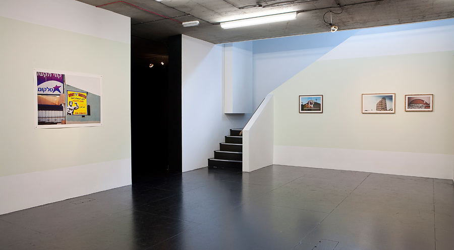 Oululu, Installation View, East Central Gallery, London 2011