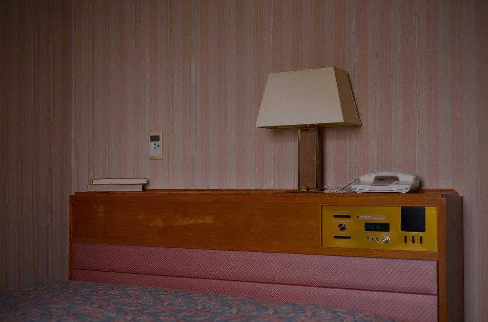 Pink Room (Aomori) Japan 2016 Photography, Light Box 32 x 48 cm
